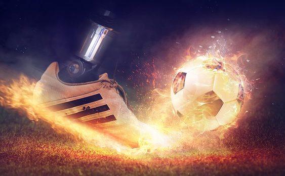 kontuzja but piłka
